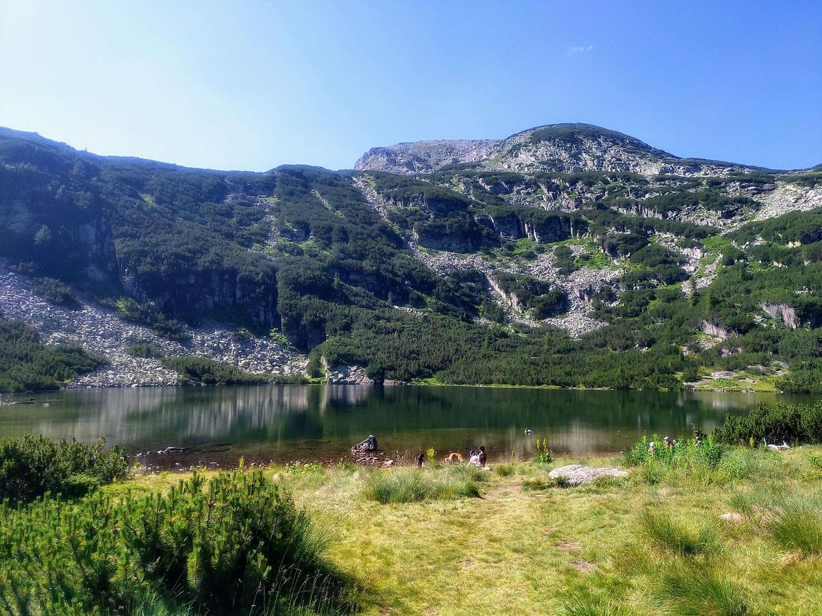 Йончево езеро в Рила