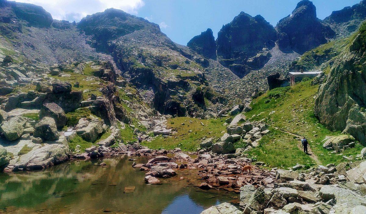 Йончево езеро – Страшно езеро – х. Мальовица