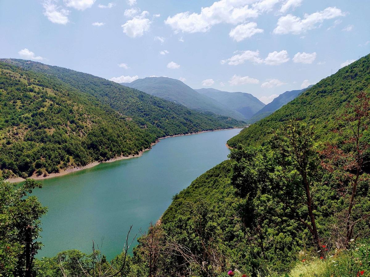 Дебърско езеро