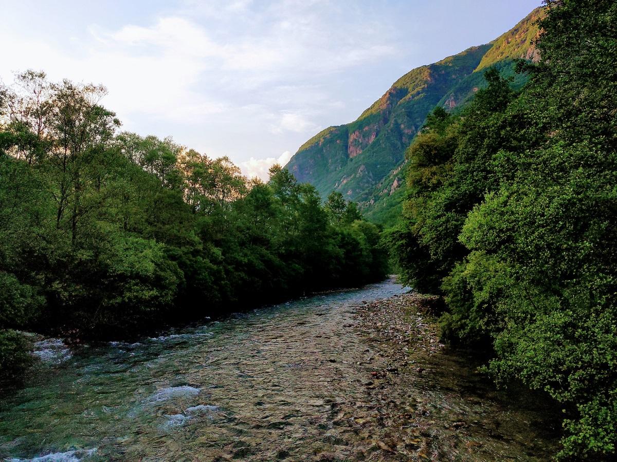река радика