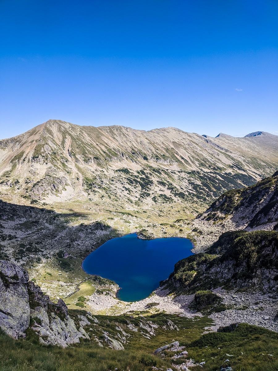 Митрово езеро и Ченгелчал
