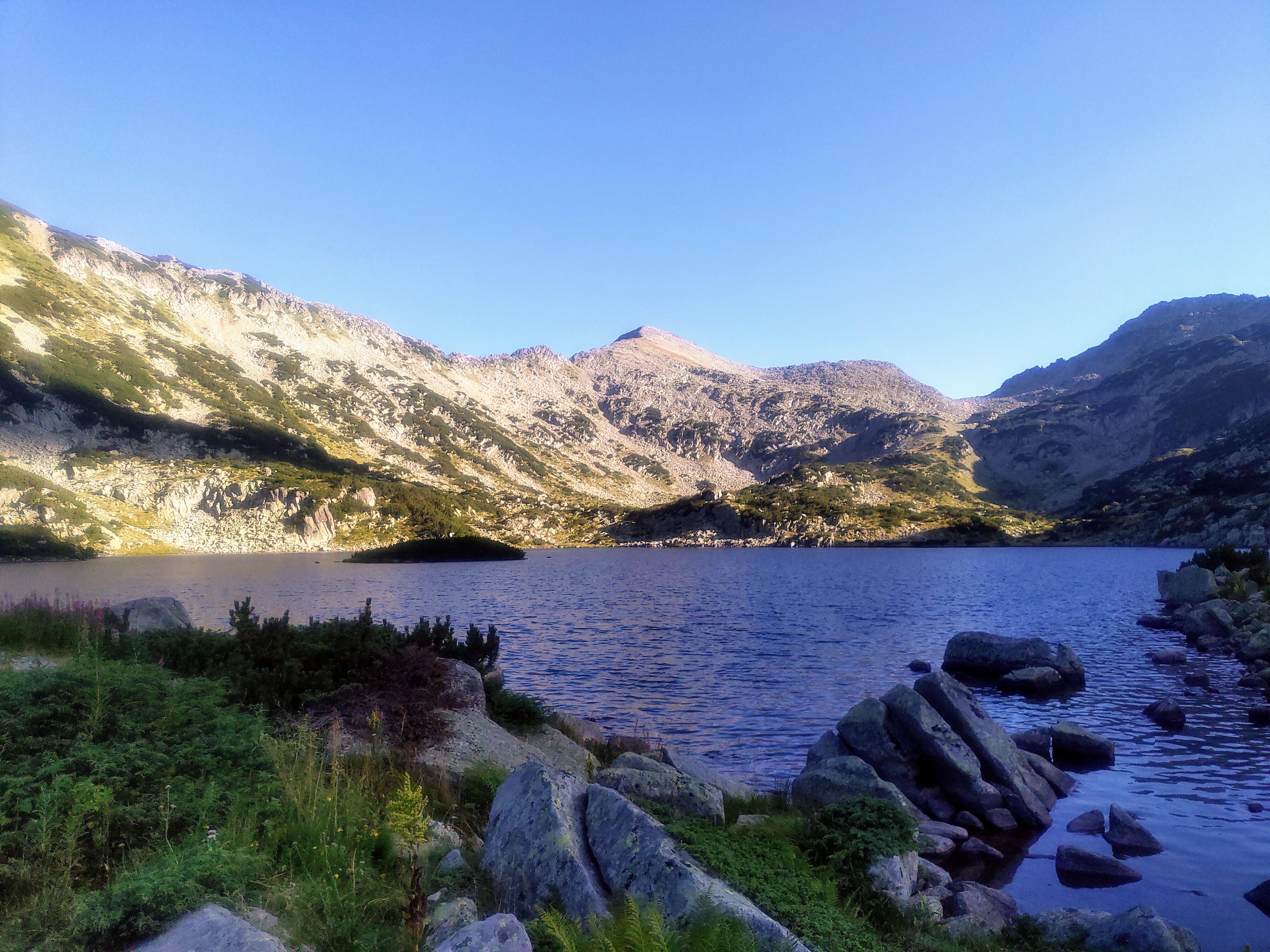 Попово езеро и връх Джано
